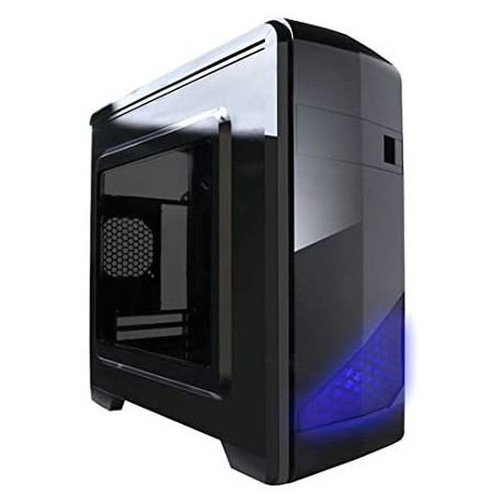 Apevia X-QTIS-BK Micro ATX/ITX PC Case